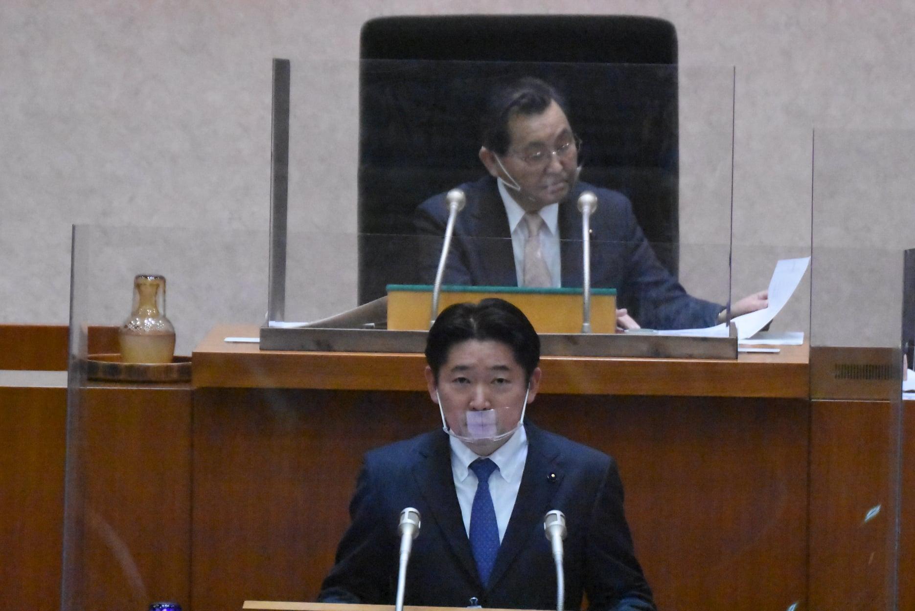 令和3年2月千葉県定例県議会